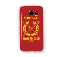 Sunnydale Slayers Club Samsung Galaxy Case/Skin