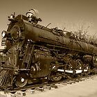 Engine 3759 by Ron LaFond