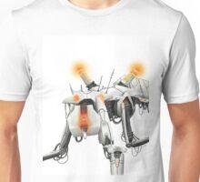 Portal Inspired Robot Unisex T-Shirt