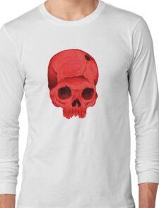 Redskull Long Sleeve T-Shirt