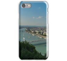 The Danube iPhone Case/Skin