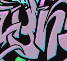 Dzy & Friends Sticker