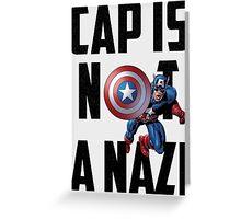 Cap Greeting Card