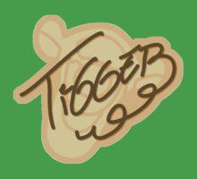 Tigger Symbol & Signature Kids Clothes