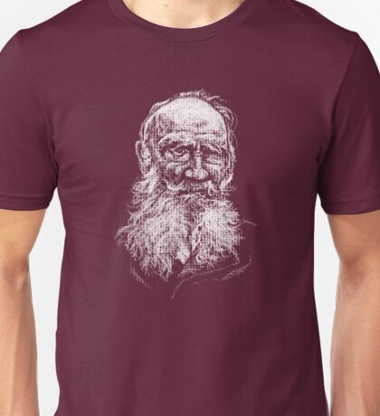 Tolstoy Unisex T-Shirt