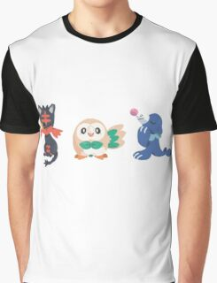 choose your fighter!  Graphic T-Shirt