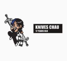 Knives Chau One Piece - Long Sleeve