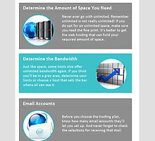 Things You Need to Know about Web Hosting by Infographics