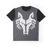 Grey Wolf Graphic T-Shirt