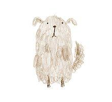Fluffy Dog by Sophie Corrigan