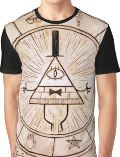 bill cipher spell Graphic T-Shirt