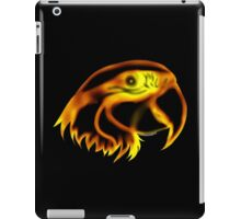 Flame Parrot iPad Case/Skin