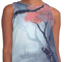 Kodama The Tree Hugger Contrast Tank