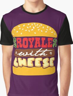 Pulp Fiction - Royale with cheese Graphic T-Shirt