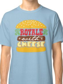 Pulp Fiction - Royale with cheese Classic T-Shirt