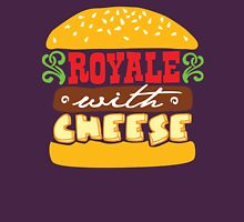 Pulp Fiction - Royale with cheese Unisex T-Shirt