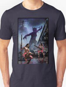 Cyberpunk Painting 074 Unisex T-Shirt