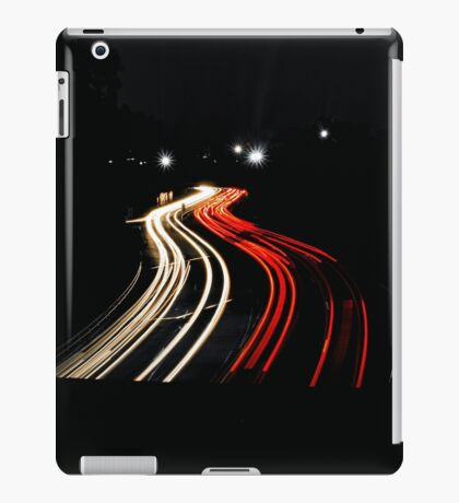 Long Exposure in Rock Creek iPad Case/Skin