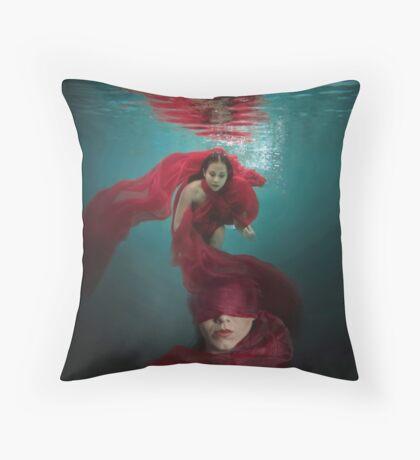 Throw Pillow - Smokescreen Throw Pillow