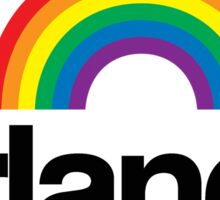 I LOVE ORLANDO - LGBT PRIDE Sticker