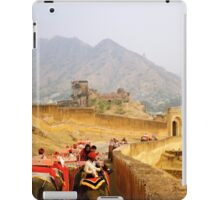 The Amber Fort iPad Case/Skin