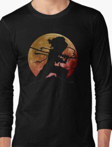 Afro Sword Slasher Long Sleeve T-Shirt