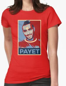 Dimitri Payet Womens Fitted T-Shirt