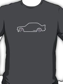 e30 m3 silhouette  T-Shirt