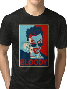 CASSIDY BLOODY Tri-blend T-Shirt