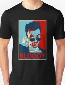 CASSIDY BLOODY Unisex T-Shirt