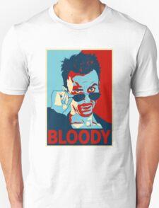CASSIDY BLOODY Unisex T-Shirt