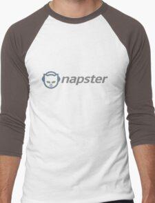 Napster Men's Baseball ¾ T-Shirt