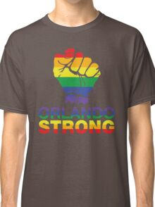 Orlando Strong, Pray For Love Classic T-Shirt