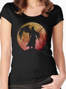 Dark Sephiroth Women's Fitted Scoop T-Shirt