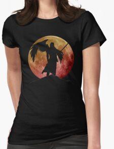 Dark Sephiroth Womens Fitted T-Shirt