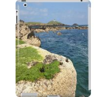 Ballycotton Lighthouse, Co. Cork, Ireland iPad Case/Skin