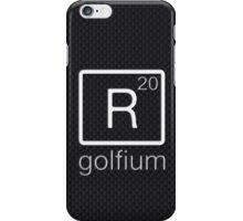 golfium R20 iPhone Case/Skin