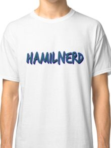 Hamilnerd Earth Classic T-Shirt