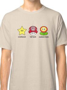 VW Power Up (black print) Classic T-Shirt
