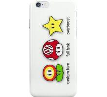 VW Power Up (black print) iPhone Case/Skin