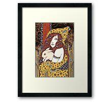 Alais Framed Print