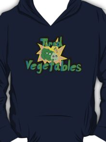 Tired Vegetables T-Shirt