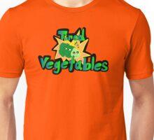 Tired Vegetables Unisex T-Shirt
