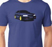 Subaru STI 22B - Ver. 2.0 Unisex T-Shirt