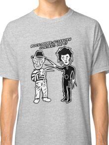 Ec & Fred Scissors Contest Classic T-Shirt