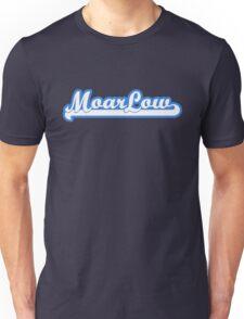 MoarLow (blue) Unisex T-Shirt