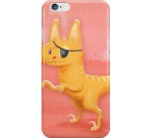 Veloci-cat-purrr iPhone Case/Skin