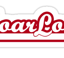 MoarLow (red) Sticker