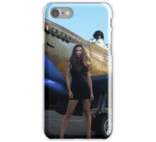 Spitfire iPhone Case/Skin