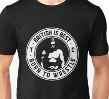 Toby Clements 'British Is Best' Artwork #7 Unisex T-Shirt